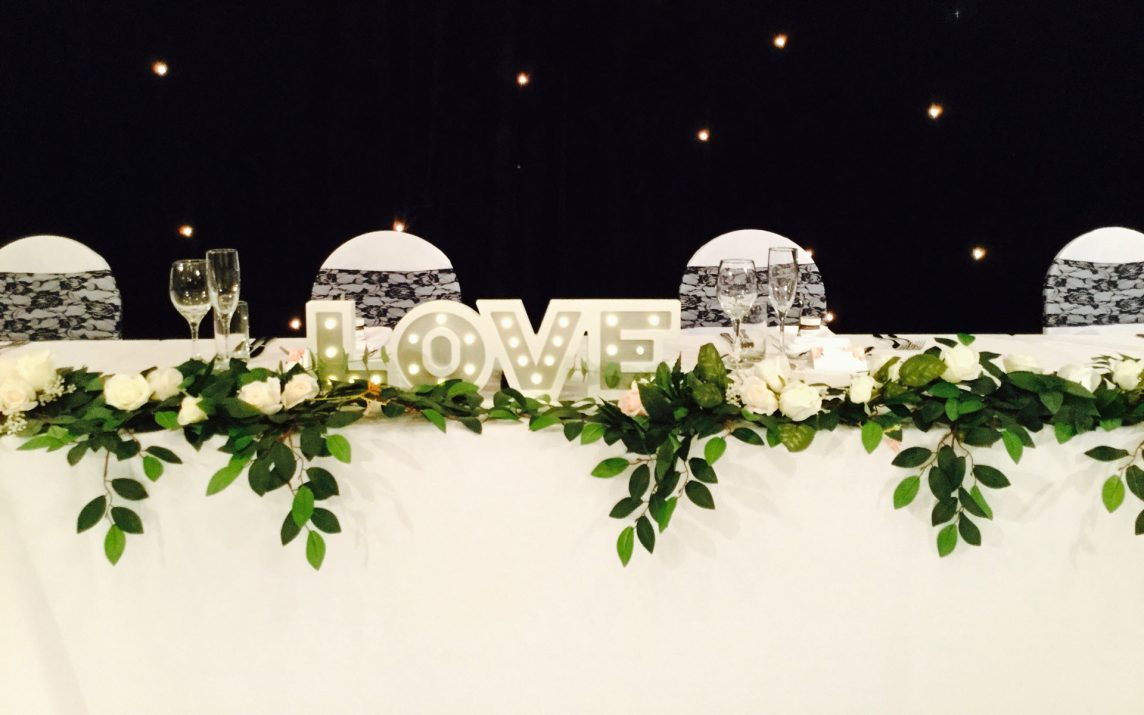 Reception Styling