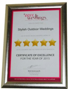 Wedding Expos and Awards