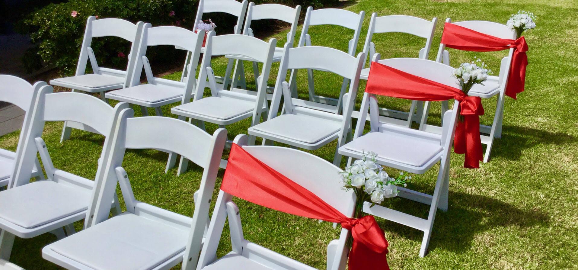 Morag john stylish outdoor weddings no 1 wedding hire in illawarra and wollongong